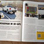 Gebruiksgemak in 3D-GPS