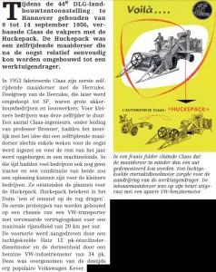 Claas Huckepack - VW_1