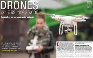 Drones van €99-€25.000